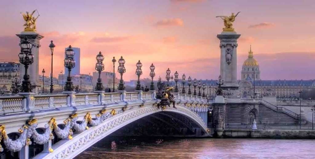 Pont à Paris